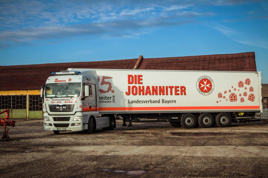 Foto: Steffen Kaiser/Johanniter